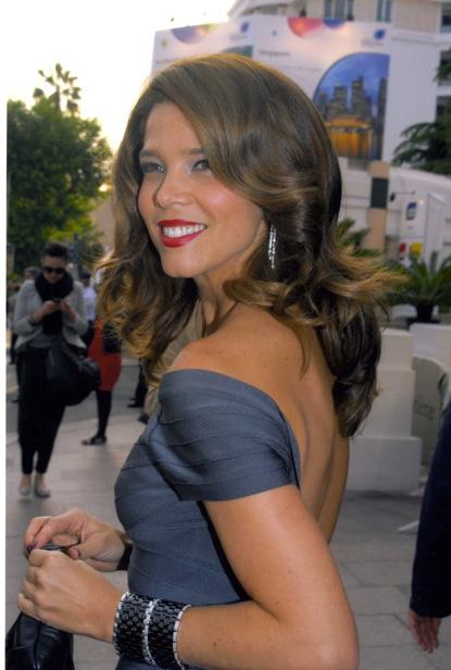 Juana Acosta en Cannes