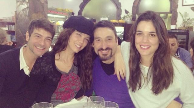 Juana Acosta en El Tiempo sin Aire