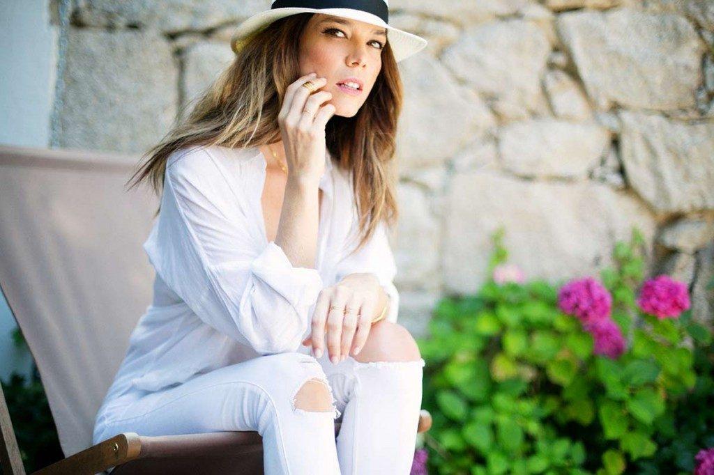 Juana Acosta. 7 dias 7 looks. Vogue