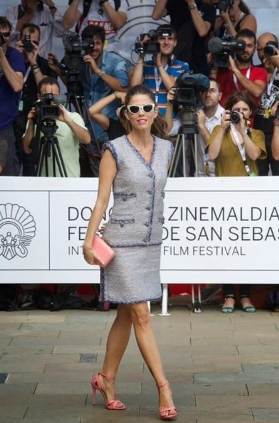 Juana Acosta fundacion Aladina Festival de San Sebastian