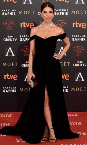 Juana Acosta. Red Carpet