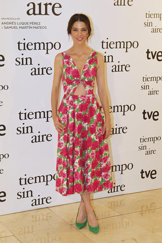 Juana Acosta presentación Tiempo sin Aire