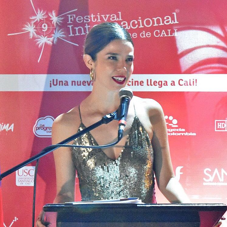 Juana Acosta. Homenaje