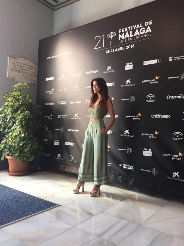 Juana Acosta. Jefe. Festival de Málaga