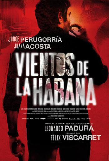 Juana Acosta, Vientos de la Habana (Cine) 2016