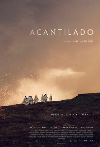 Juana Acosta, Acantilado (Cine) 2016