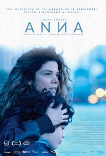 Juana Acosta, Anna (Cine) 2015