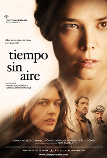 Juana Acosta, Tiempo sin Aire (Cine) 2014