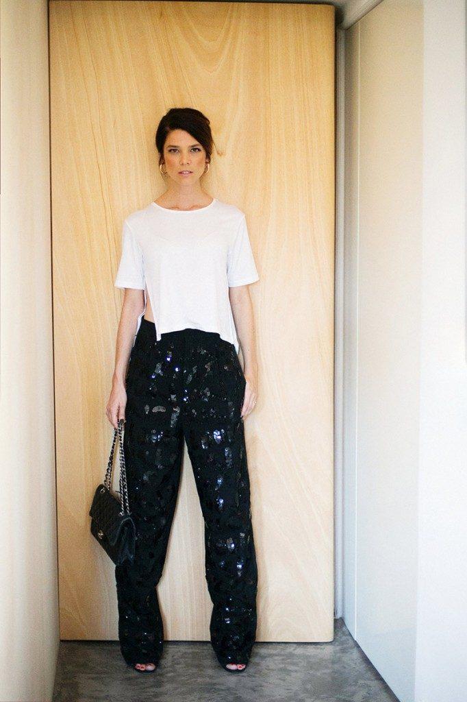 Juana Acosta. 7 dias 7 looks. Vogue-682x1024