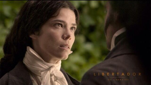 Juana Acosta. Libertador