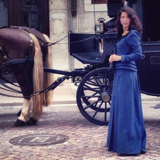 La Dama Velada Juana Acosta