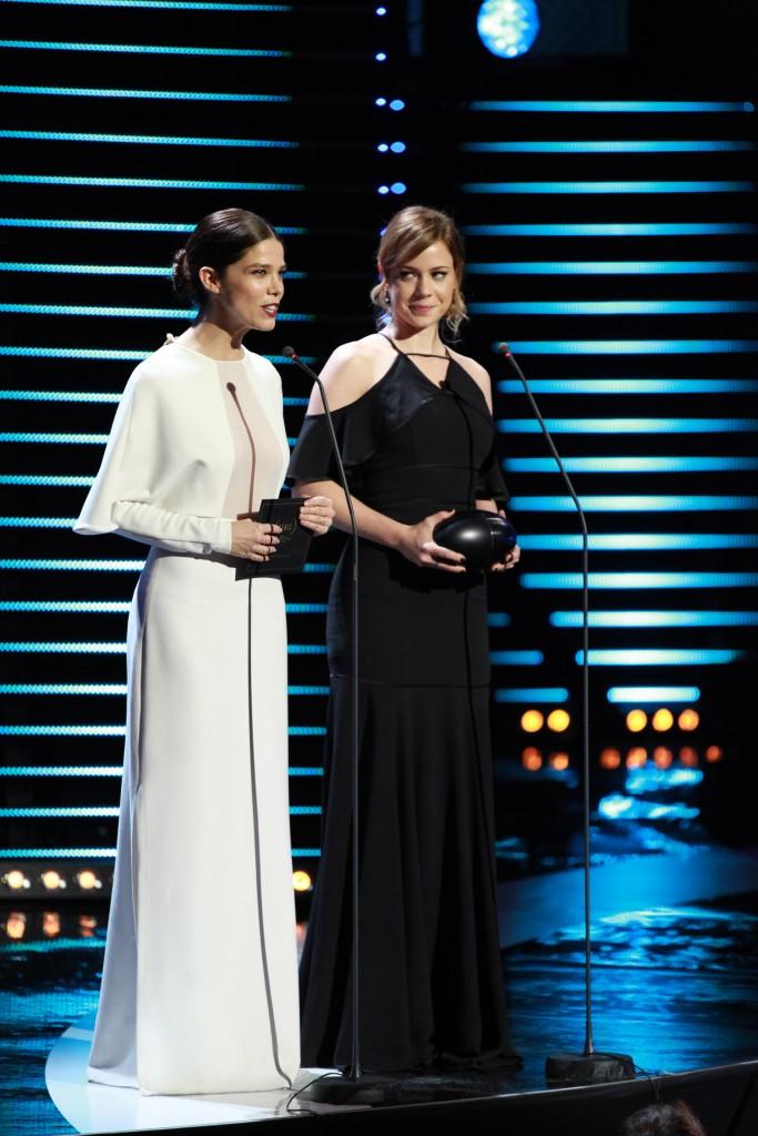Juana Acosta. Premios Fénix