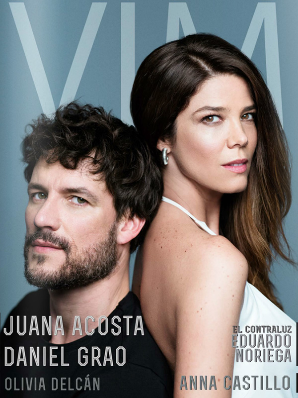 Juana Acosta. Covers. VIM Magazine