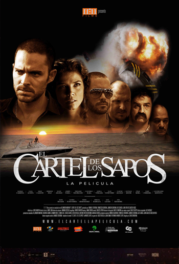 Juana Acosta, El Cartel de los Sapos (Cine) 2011