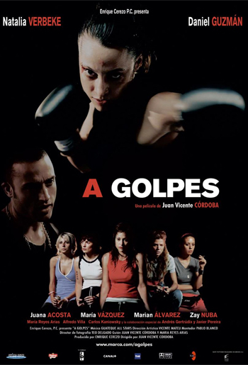 Juana Acosta, A Golpes (Cine) 2005