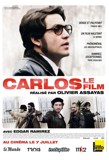 Juana Acosta, Carlos (Cine) 2010