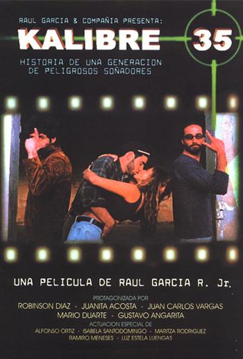 Juana Acosta, Kalibre 35 (Cine) 2000