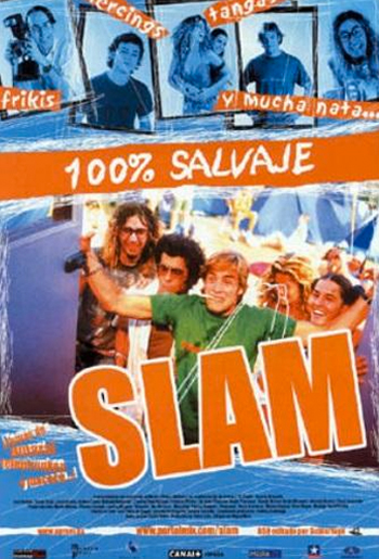 Juana Acosta, Slam (Cine) 2003
