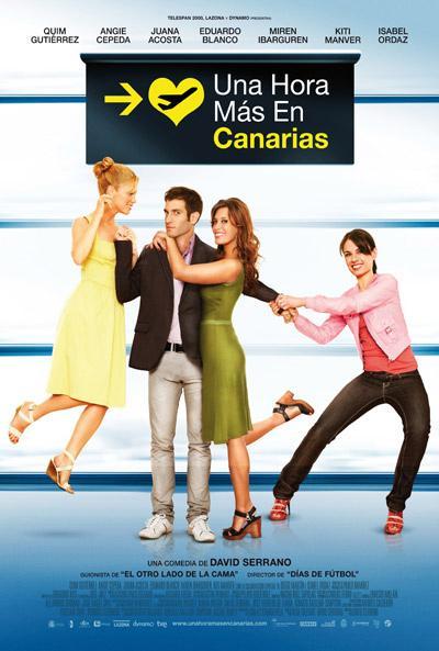 Juana Acosta, Una Hora Más en Canarias (Cine) 2010