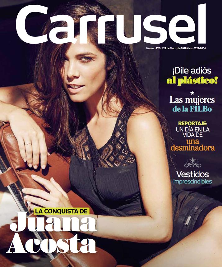 Juana Acosta. Carrusel
