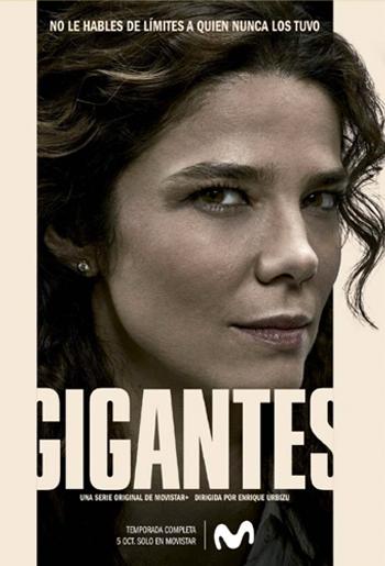 Juana Acosta, Gigantes (TV) 2018