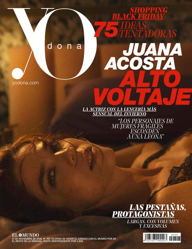Juana Acosta. Yo Dona