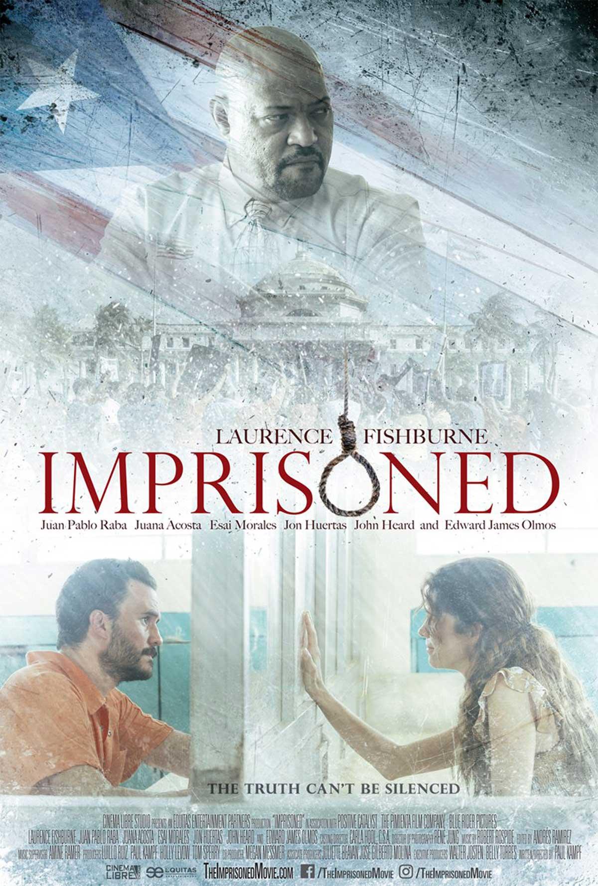 Juana Acosta, Imprisoned (Cine) 2019