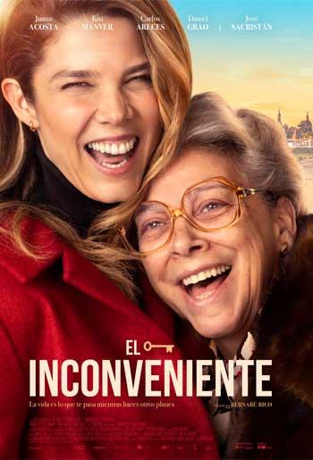 El Inconveniente. Juana Acosta